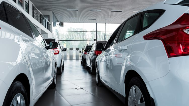 The silver lining of a slow new car market