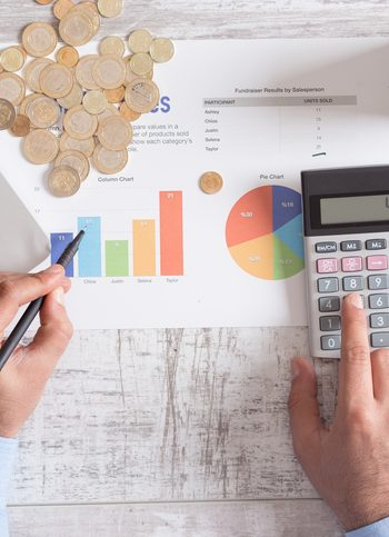 Investment options percentage interest au