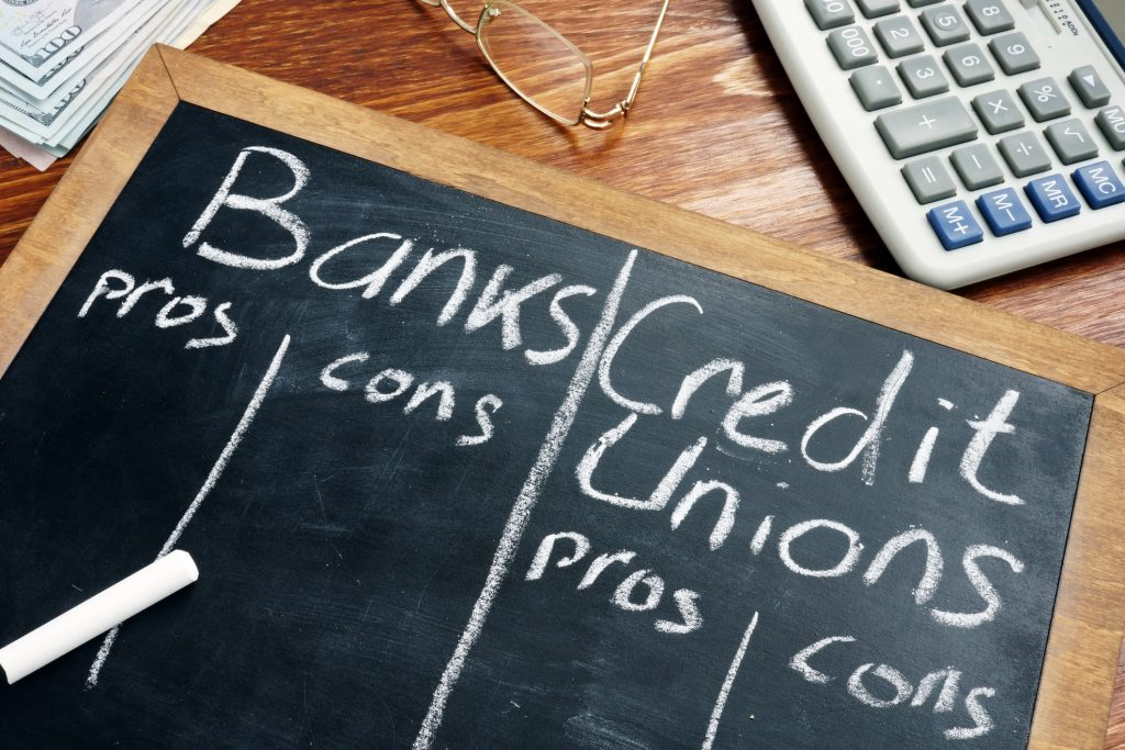 Credit union vs bank – what's the difference?