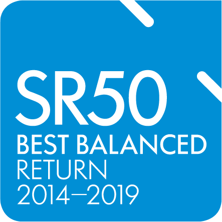 SR50 Balanced Index