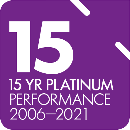 15 Year Platinum Performance