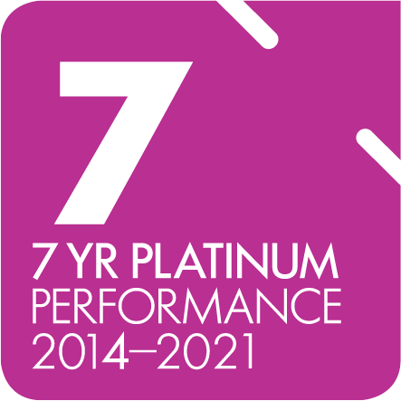 7 Year Platinum Performance